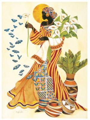 Montage - Autumn Apollo Fine Art Print