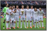Real Madrid F.C Photographic Poster Pape...