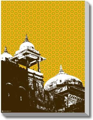 Jaipur Mosiac (Jaipur 2) Canvas Art