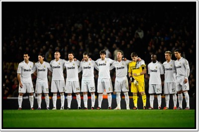 Real Madrid F.C Photographic Poster Paper Print(12 inch X 18 inch, Rolled)