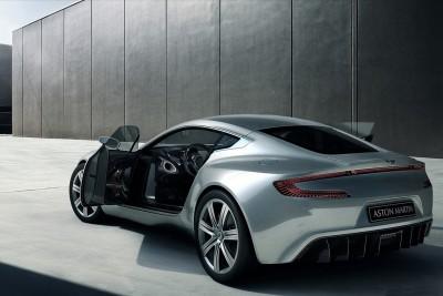 Aston Martin One 77 Car Poster Paper Print