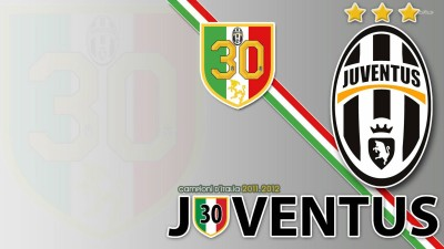 Juventus F.C. Logo Athah Fine Quality Poster Paper Print
