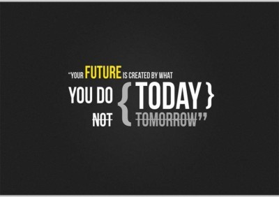 Athah Your FuturePoster es by Shopkeeda Paper Print Paper Print
