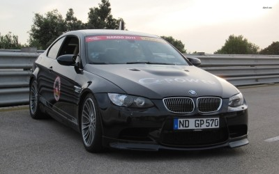 Athah 2011 G-Power BMW M3 SK II Poster Paper Print