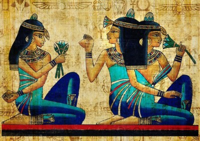Egyptian Artifact Fine Art Print