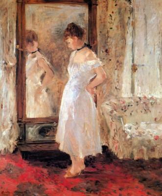 Soul by Morisot Fine Art Print