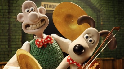Wall Poster TVShow Wallace & Gromit Paper Print