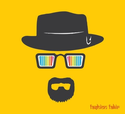 Athah Poster Fashion Fakir Breaking Bad Tv Series Poster A3 Paper Print Rolled Paper Print