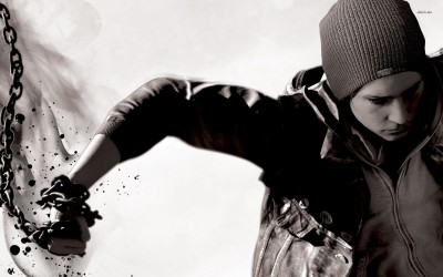 Infamous Second Son Athah Fine Quality Poster Paper Print