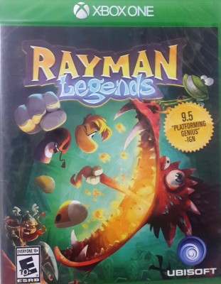 Rayman Legends Xbox One Photographic Paper