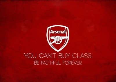 Arsenal Footballl Club Fc Love A4 NON TEARABLE High Quality Printed Poster - Wall Art Print (Size : 8.2 x 11.6) , For Bedroom , Living Room, Kitchen, Office, Room Paper Print