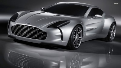 Athah Aston Martin One-77 Poster Paper Print