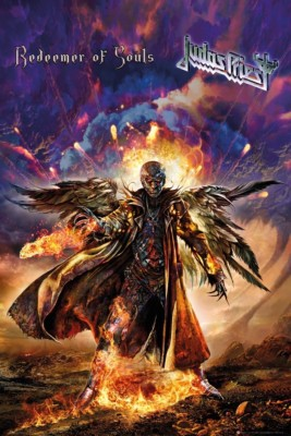 Athah Poster Judas Priest Redeemer Global Official Paper Print