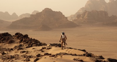 Movie The Martian HD Wall Poster Paper Print