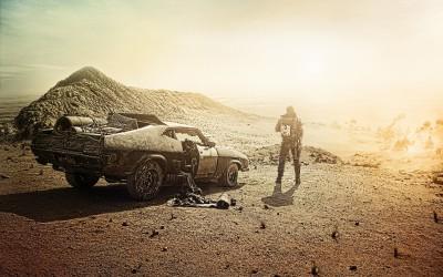 Movie Mad Max: Fury Road Max Rockatansky HD Wall Poster Paper Print