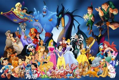 Disney Paper Print