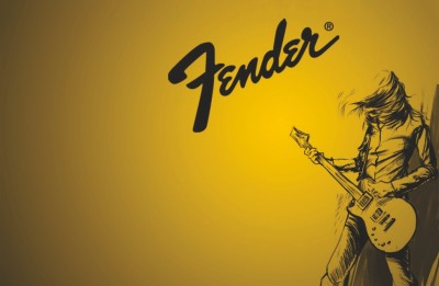 Colormart fender guiter Photographic Paper