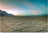Badwater Flats Landscape Nature Paper Pr...