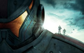 Movie Pacific Rim HD Wallpaper Background Paper Print(12 inch X 18 inch, Rolled)