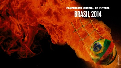 Sports Fifa World Cup Brazil 2014 Fifa Copa Do Mundo Mundial De Futebol Fifa World Cup Brasil 2014 Campeonato Mundial De Fute HD Wall Poster Paper Print(12 inch X 18 inch, Rolled)