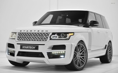 Athah 2013 STARTECH Range Rover Poster Paper Print