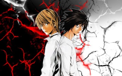 Death Note A3 HD Poster Art shi460 Photographic Paper