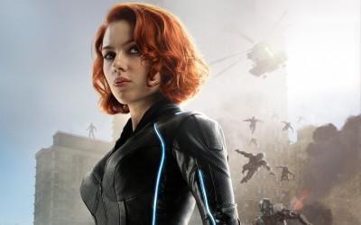 Movie Avengers: Age Of Ultron The Avengers Scarlett Johansson Black Widow Avengers HD Wall Poster Paper Print