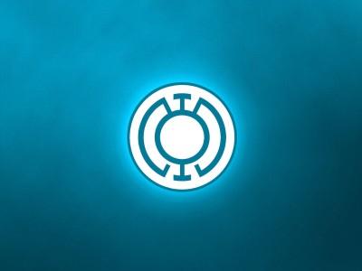 Blue Lantern Corps Blue Lantern HD Wall Poster Paper Print