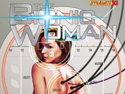 The Bionic Woman Bionic Woman HD Wall Poster Paper Print