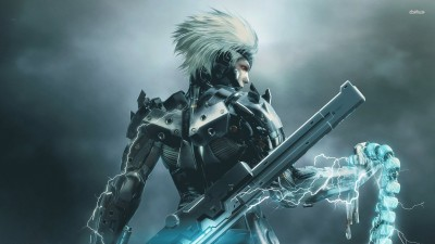 Metal Gear Solid - Rising Athah Fine Quality Poster Paper Print