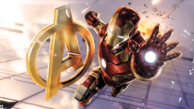 Movie Avengers: Age Of Ultron The Avengers Iron Man Avengers HD Wall Poster Paper Print