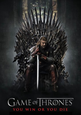 Posterskart Game Of Thrones Ned Stark Poster Paper Print