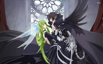 Code Geass - Lelouch of the Rebellion Athah Fine Quality Poster Paper Print