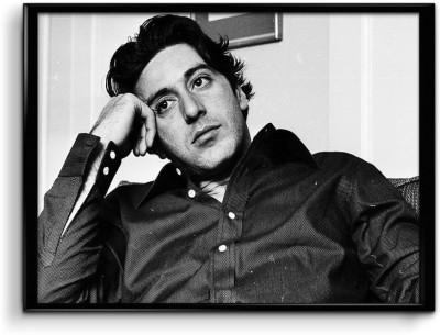 Al Pacino Paper Print