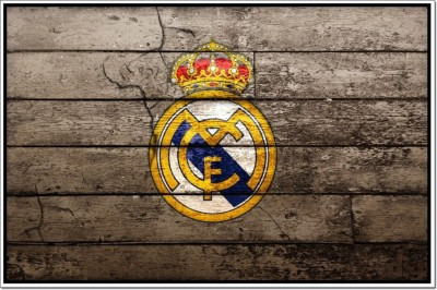 Athah Fine Quality Poster Real Madrid FC Fine Art Print