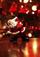 Tallenge - Christmas Art - Santa Claus - Must Start Exercising After Christmas - Large Size Unframed Rolled Digital Art Print On Photographic Paper(24 best price on Flipkart @ Rs. 879