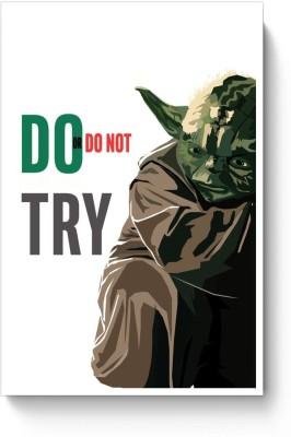Athah Poster Wisdom - Yoda Paper Print Paper Print