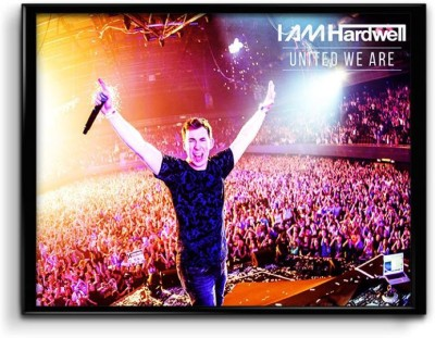 Hardwell,United We Are Canvas Art