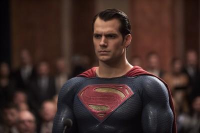 Movie Batman V Superman: Dawn Of Justice Superman Henry Cavill Superman Logo HD Wall Poster Paper Print