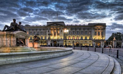 Buckingham Palace A3 HD Poster Art PNCA25601 Photographic Paper