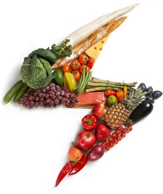 Different Fruits And Vegetables Unframed Art Print Canvas Art