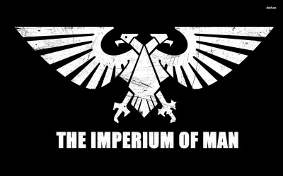 Imperium of Man - Warhammer 40,000 Athah Fine Quality Poster Paper Print