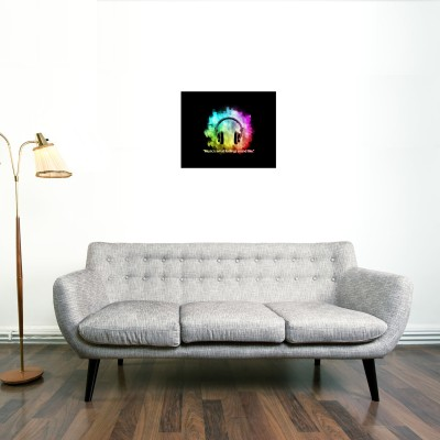 Music is What Feeling Canvas Canvas Art