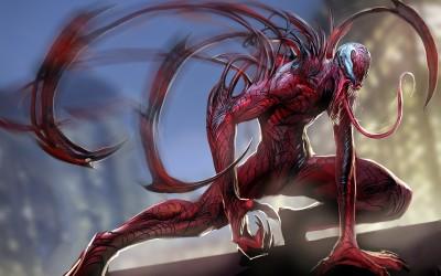 Comics Spider-man Spider-Man Carnage Man Spider Fine Art Paper Print Poster Fine Art Print