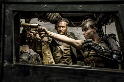 Movie Mad Max: Fury Road Tom Hardy Charlize Theron Mad Max Imperator Furiosa HD Wall Poster Paper Print