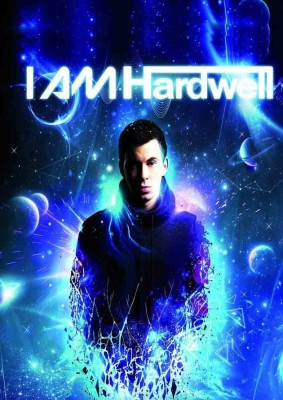 Athah Poster I Am Hardwell - Famous Dj A NON TEARABLE . X . In Cardboard Tube Paper Print