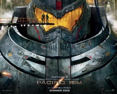 Movie Pacific Rim HD Wall Poster Paper Print