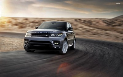 Athah Land Rover Range Rover Poster Paper Print