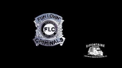 Wall Poster Fun Lovin Criminals Fun Lovin, Criminals Paper Print