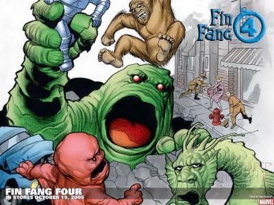 Fin Fang 4 Fin Fang HD Wall Poster Paper Print
